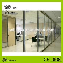 glass folding screen room divider sliding doors interior room divideroffcie partition halumm partition maars deko partition wall