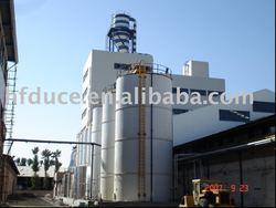 Large capacity detergent powder product line