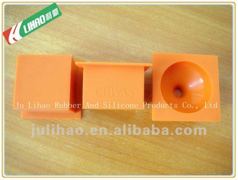 Chivas silicone ice tray