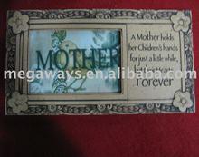 resin antique photo frame for gift