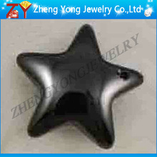 wholesale black cz gemstone ,synthetic gems, stone pendent