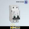 6KA MCB Mini Circuit Breaker Sizes