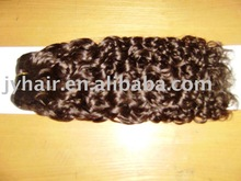 Top qualtiy extention,French curl weaving 100% Synthetic Hair