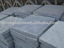 blue limestone tiles