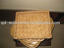 The Factory Outlet latest willow round tray