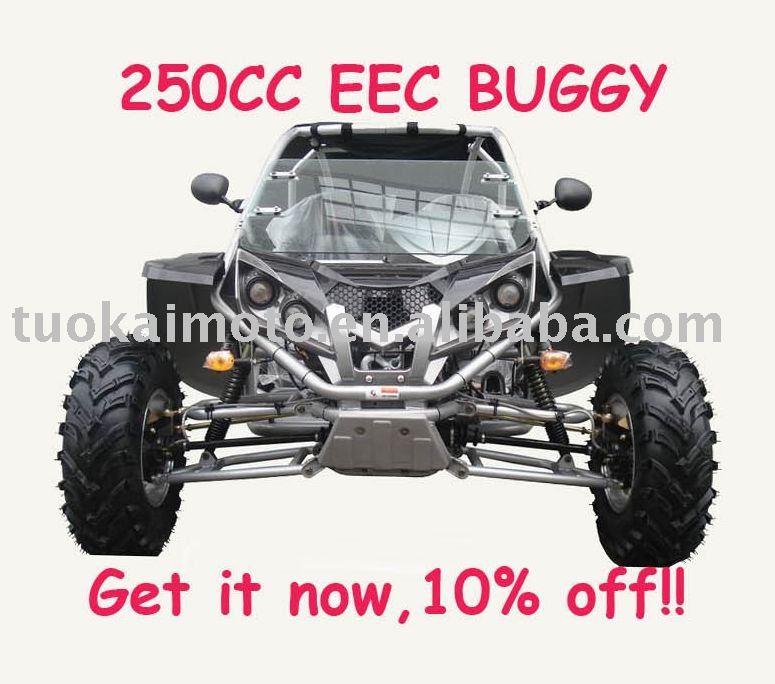 250cc EEC shaft drive Buggy with Aluminum wheels(TKG250E-A1)
