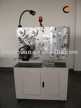 Capacitor winding machine