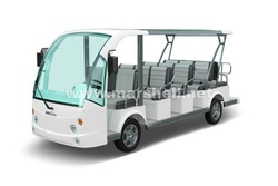 2012 new electric sightseeing car DN-14F for sale with CE certificate (China)