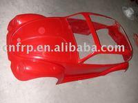 FRP Car body shell