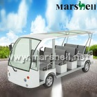 2012 Hot Sale Electric Passenger Bus With Curtis Controller DN-14