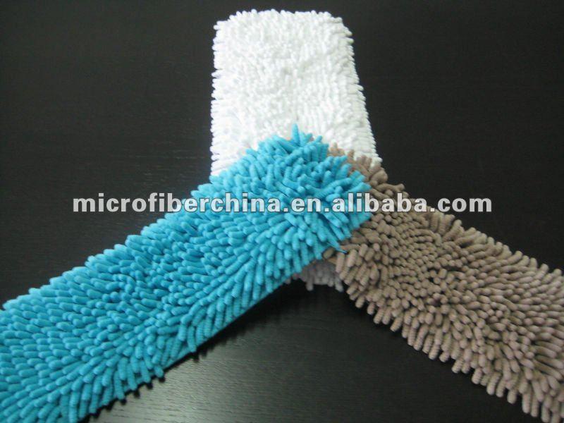 Microfiber Mop Pads Chenille Microfiber Chenille Dust Mop