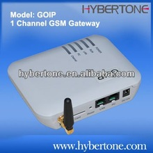 One channel GSM voip gateway,GOIP