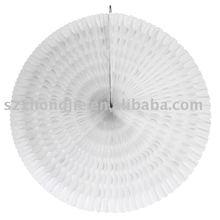 paper honeycomb fan