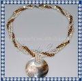 perlas de agua dulce collar de diseño deimágenes