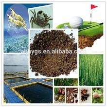 tea seed powder contains Saponin