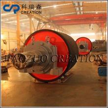 Best price,high quality belt conveyor pulley new design