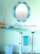 royal modern bathroom glass cabinet