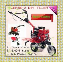 5.5hp 207cc moteur à essence mini tiller cultivateur