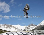 stunt air bag, jumping pillow for BMX, jumping cushion for snow bike and skiing