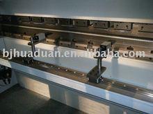 Usado placa máquina de dobra Hydraulic Press Brake