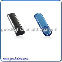 Delicate Plastic USB Flash Stick with optional Styles 8GB usb stick 2.0 free sample