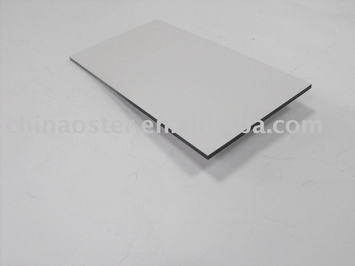 Ext rieur pvdf panneau en aluminium composite panneau for Panneau composite exterieur