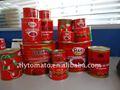 Enlatados de tomate jam