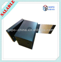 19'' Double-section 6U 600*550 Wall Mounted Cabinet for Network Cables