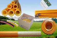 yellow pvc high pressure korea type power spray hose factory