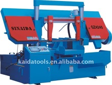 SINAIDA Brand CNC auto feed band saw for pipe cutting machinery