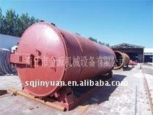 Tire pyrolysis equipment,