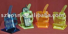 Acrylic Phone Display,Perspex Cell Phone Stand,Lucite Mobile Phone Holder