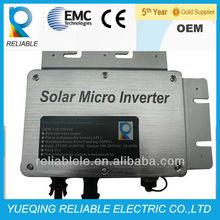 Promotion 125USD ONLY High technic 22~60VDC Input, 260 Watt Waterproof Micro Inverter