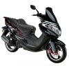 EEC 50cc Gasoline motorcycle (Unique Model)