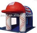 2012 قاعدة رخيصة الألعاب الترفيهية الكرة نفخ للبيع