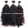 high quality cheap price dark color bulk hair