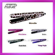 HOT SALE girrafe zebra Ceramic Hair Straightener (A02)