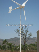 house using Windmill 3kw