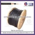 concéntrico cable de la superficie