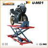 Hydraulic motorcycle lift of U-M01