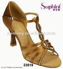 High quality spanish brand latin shoes low heel