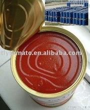 400 g en lata de pasta de tomate de fácil apertura puede