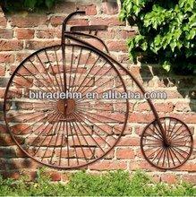 Metal Wall Decor For Garden Decoration