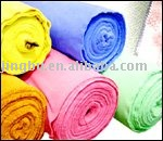 microfiber cleaning cloth in roll