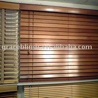 Popular 2''/50mm Wood Timber Venetian Blind Window Treatments