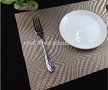 2014 new design pvc woven mesh fabric