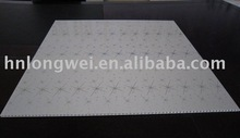 decoration material,suspended ceiling tile,60*60cm