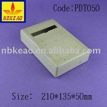 abs plastic desktop enclosures, PWE414T
