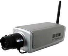 H.264 Wireless 720p Viewerframe Mode IP Camera