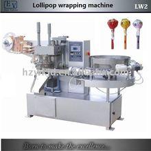 LW2 spherical lollipop wrapping machine